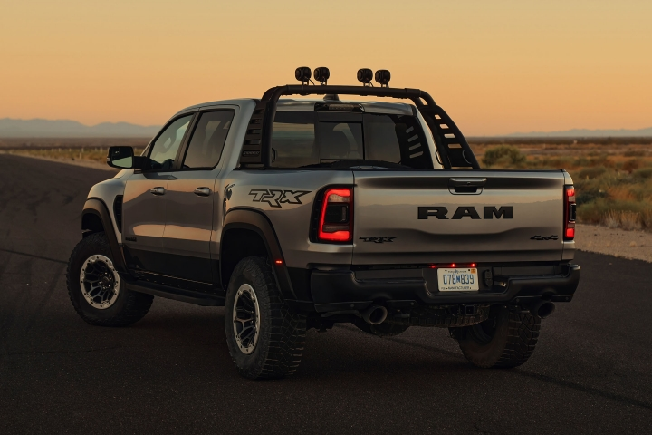 2021 RAM 1500 TRX design