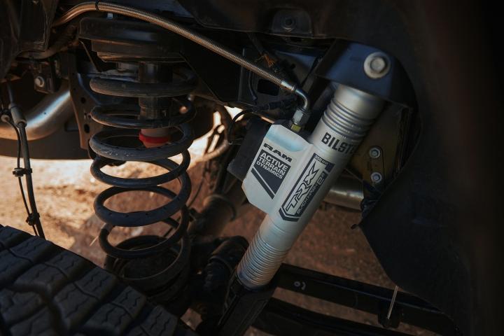2021 RAM 1500 TRX shock absorbers