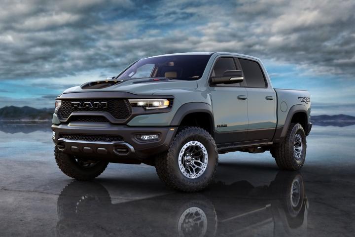 2021 RAM 1500 TRX 4x4 Truck