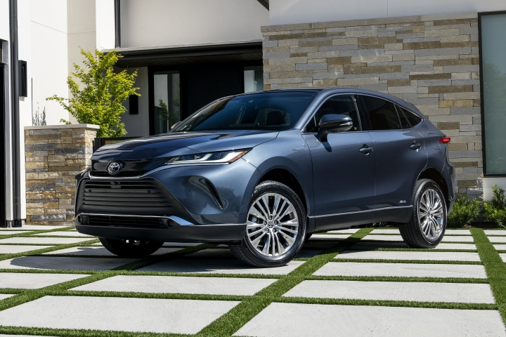 2021 Toyota Venza Limited driver side front