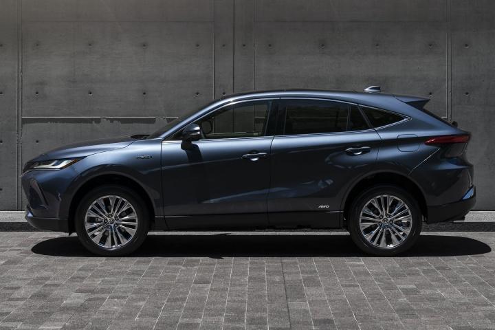 2021 Toyota Venza Limited left side