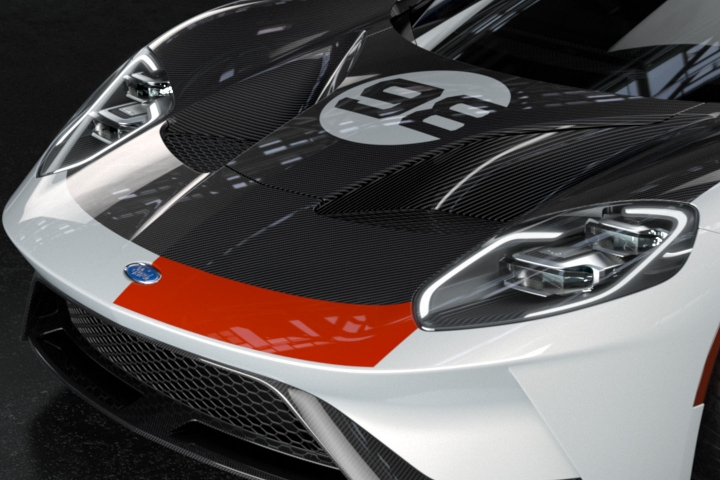 2021-Ford-GT-Hood