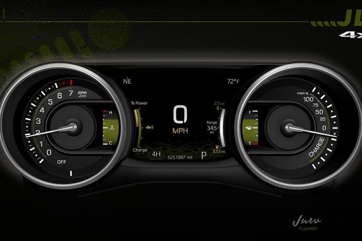 2021-Jeep-Wrangler-Rubicon-4xe-instrumental-controls