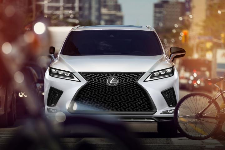 2021-Lexus-RX-F-Sport-Black-Line-front