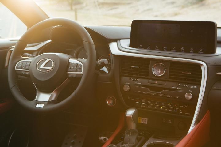 2021_Lexus_RX350_F_Sport_Inside