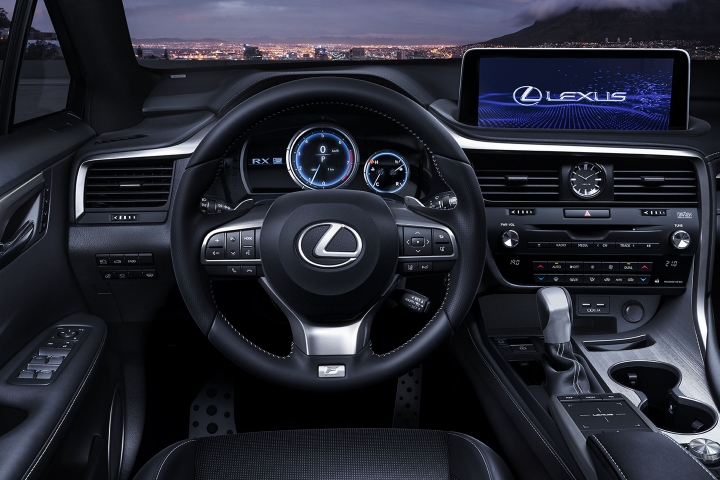 2021_Lexus_RX350_F_Sport_Black_Leather_Interior