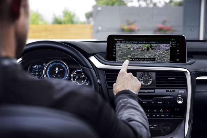 2021_Lexus_RX350_F_Sport_Navigation_System