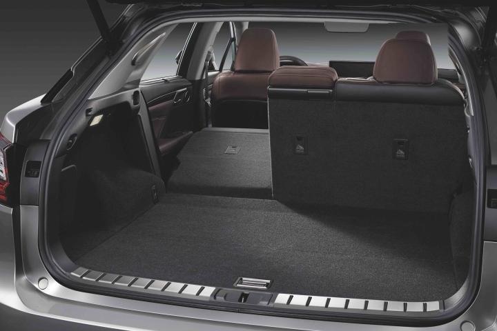 2021_Lexus_RX350_Cargo_Area