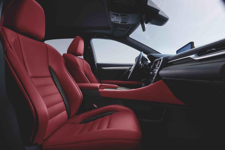 2021_Lexus_RX_Front_Sport_Seats