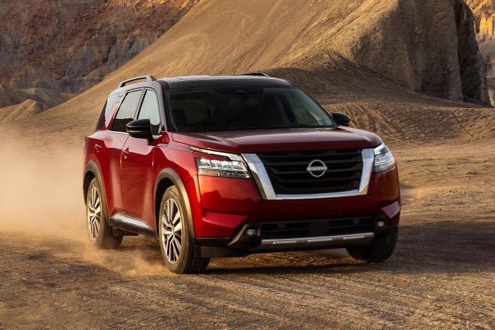 2022_Nissan_Pathfinder_SUV
