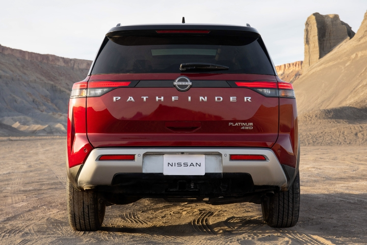 2022_Nissan_Pathfinder_Rear