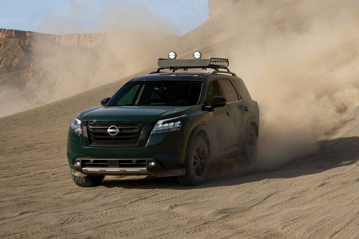 2022_Nissan_Pathfinder_Test