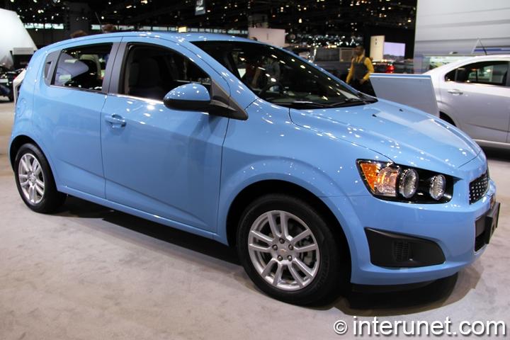 Chevrolet-Sonic-Hatchback