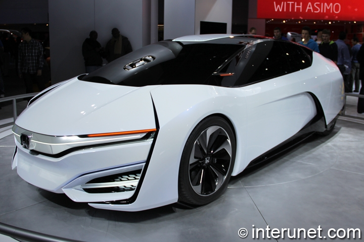 Honda-FCEV-concept