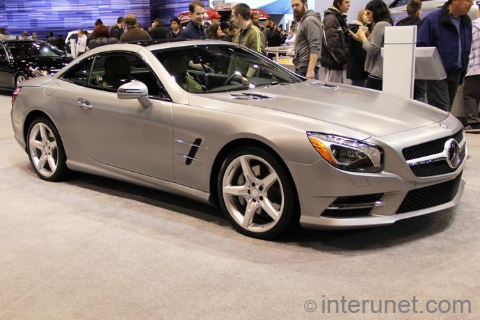Mercedes-Benz-SL550