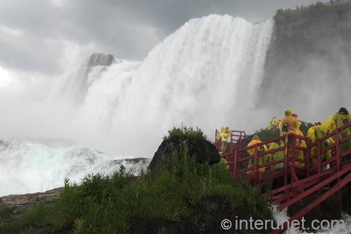under-niagara-falls-view
