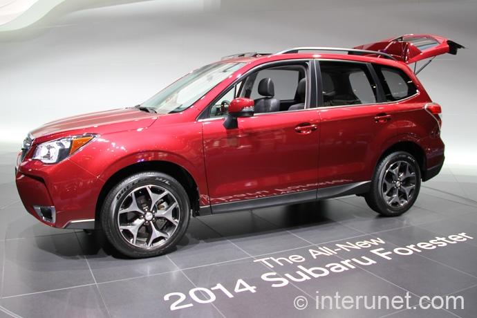 Subaru-Forester-2014