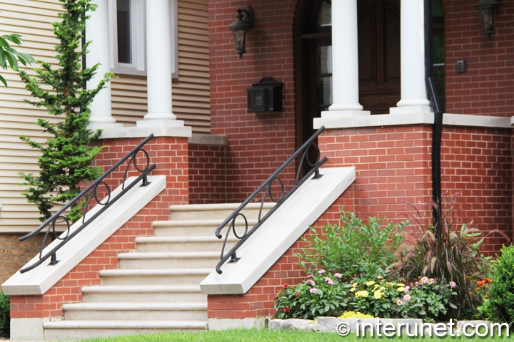 brick-porch-with-concrete-stairs