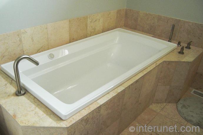 drop-in-bathtub