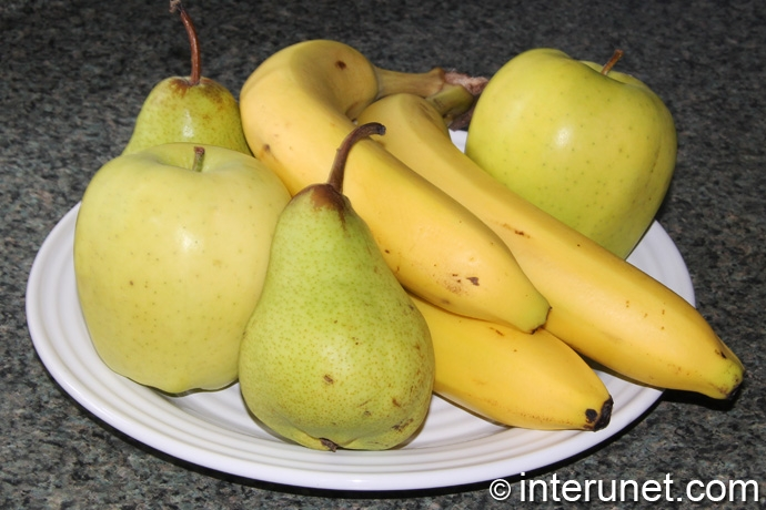 banana-apples-pears