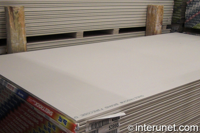 gypsum-boards