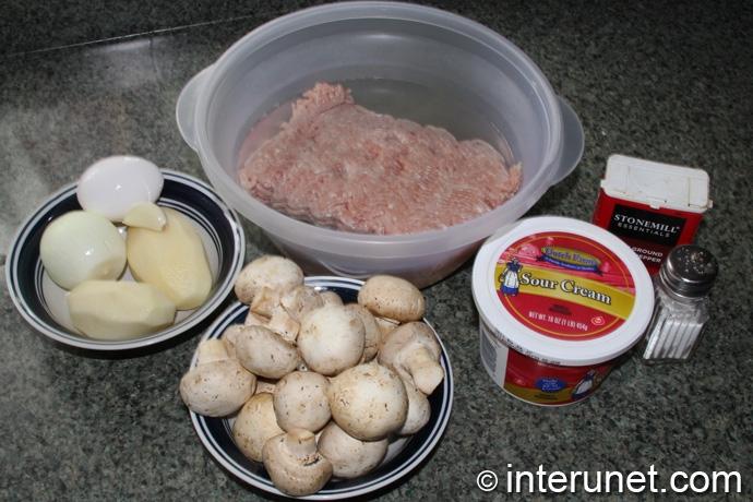 ingredients-for-stuffed-mushrooms