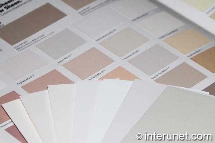 light-paint-colors