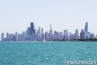 Chicago-view-from-Montrose-Harbor