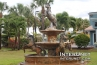 fountain-with-horses-in-Fort-Myers-Florida