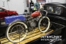 old-moped-with-pedals-on-1955-Chevrolet-pickup-truck