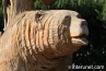 wood-carved-bear-statue