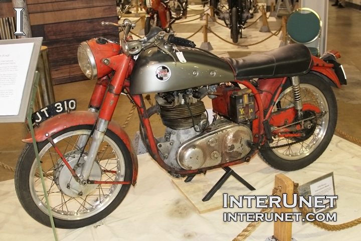 1958 Norton International Racer | interunet