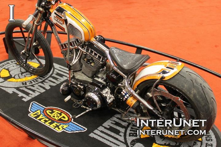 1996 Harley-Davidson Sportster custom