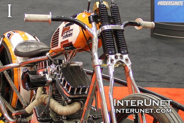 1996 Harley-Davidson Sportster custom built