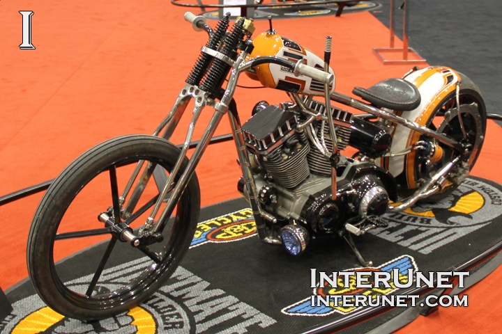 modified custom motorcycle - 1996 Harley-Davidson Sportster