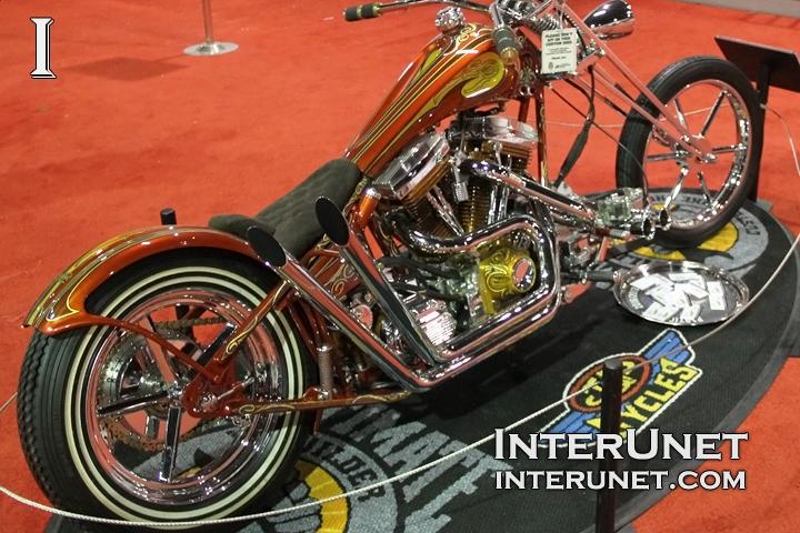 Harley-Davidson-Hardtail-Hot-Rod-Chopper