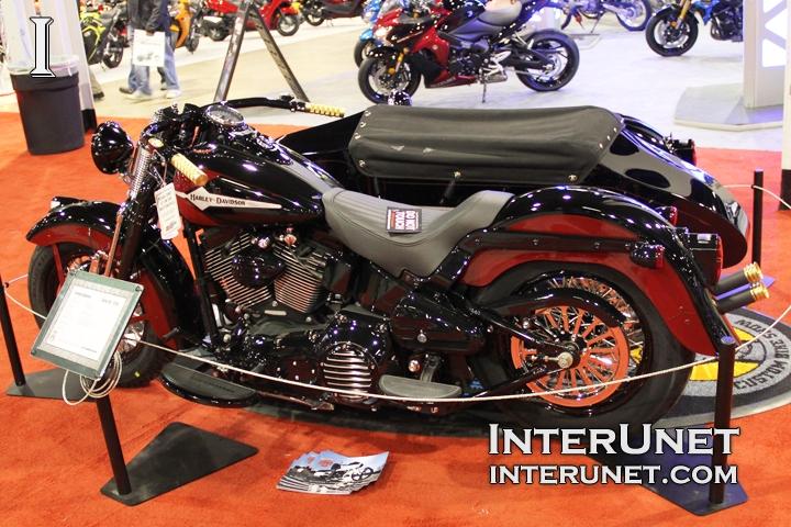 2003 Harley-Davidson Softail with sidecar | interunet
