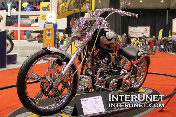 2007 Harley-Davidson FXSTC modified