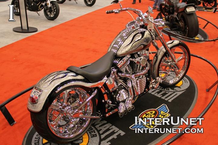 Unique motorcycle - 2007 Harley-Davidson FXSTC