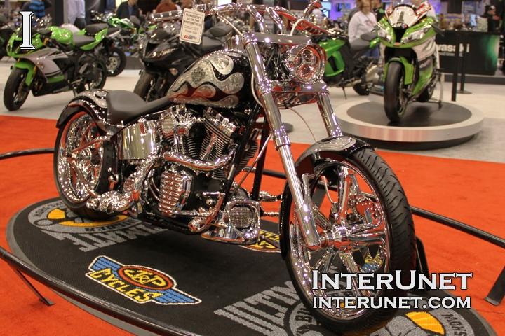 2007 Harley-Davidson FXSTC cool bike