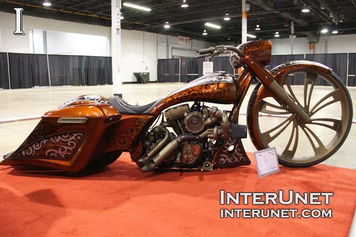 2012 Harley Davidson Road King Custom Interunet