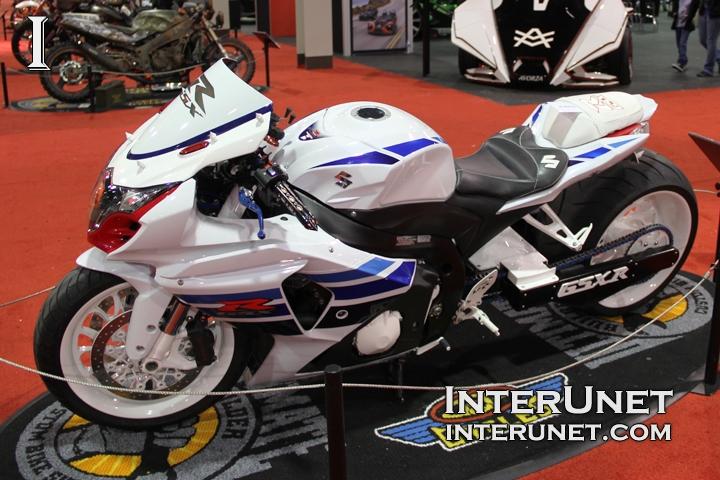 2013 Suzuki Gsxr 1000 Custom Interunet