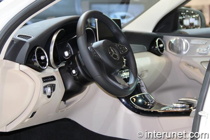 2015 Mercedes Benz C Class Interunet