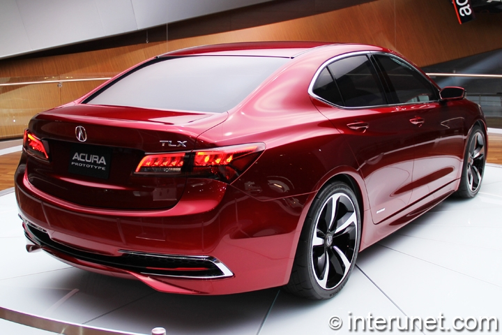 acura 2015 tlx. 2015acuratlxrearsideview acura 2015 tlx