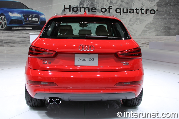 2015-Audi-Q3-TFSI-Quattro-rear-view