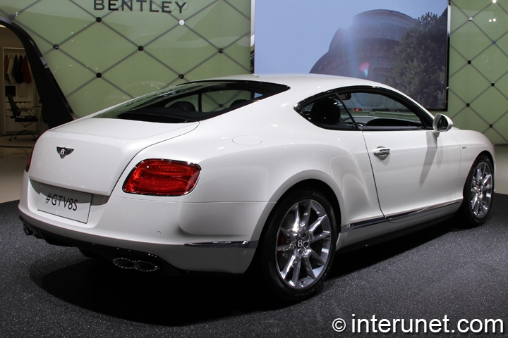 2015 Bentley Continental GT V8 S | interunet