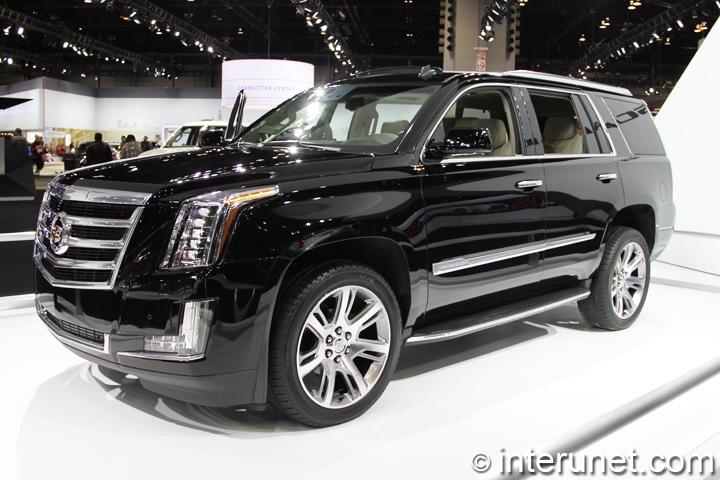 2015 Cadillac Escalade Interunet