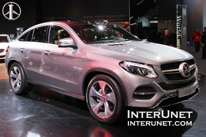 2016 mercedes benz gle class coupe interunet for Mercedes benz 7 passenger