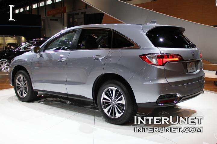 2016-Acura-RDX-rear