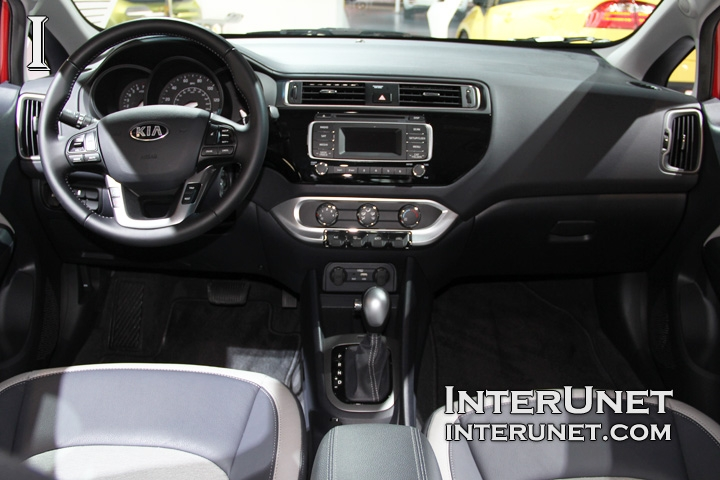 2016 Kia Rio Sedan | interunet